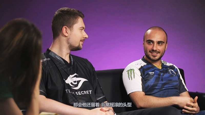 Kaci Interview with Liquid.KuroKy- and Secret.Puppey on The International 2019 Dota 2 TI9