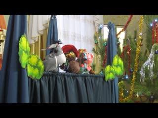 """Рождественский утренник для младших групп ЦДР """"Спас"""" при Татианинском храме г. Стерлитамак,"""