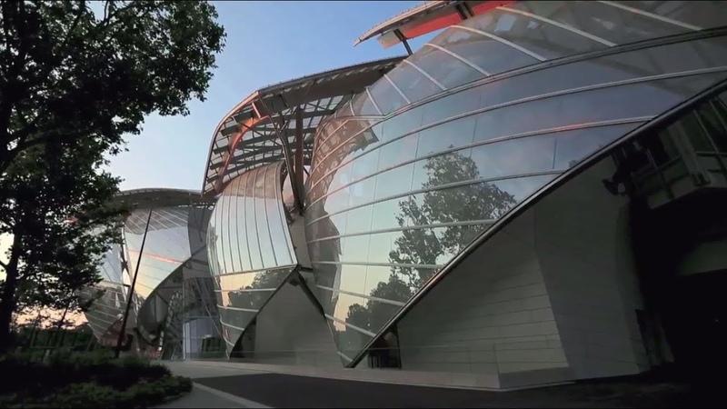 Fondation Louis Vuitton histoire d'une construction exceptionnelle