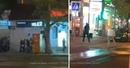 Один человек убит в ночной перестрелке в Краснодаре: видео