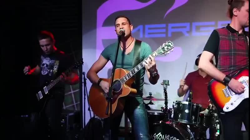 Jgolf Фрагмент концерта на фестивале Emergenza