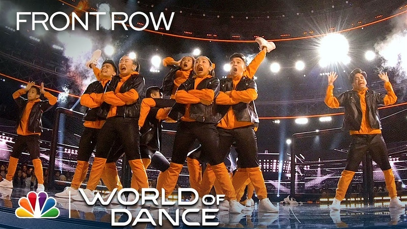 VPeepz Front Row, Divisional Finals - World of Dance 2019 (Digital Exclusive)