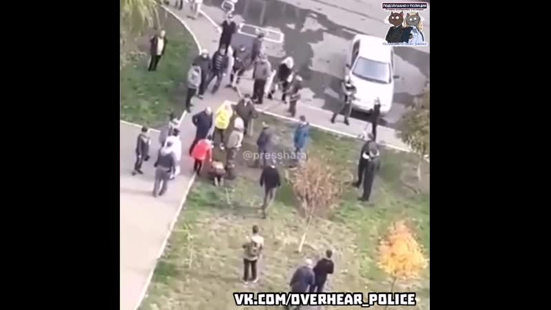 Разгневанные погорельцы поймали пьяного соседа и устроили самосуд