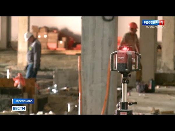 Мясоперерабатывающий комбинат готовят к открытию в Черепановском районе