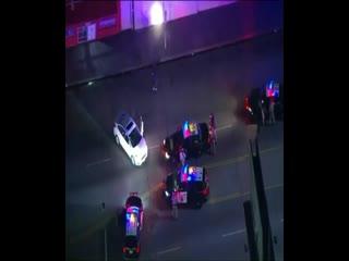 Dikiy flex police chase