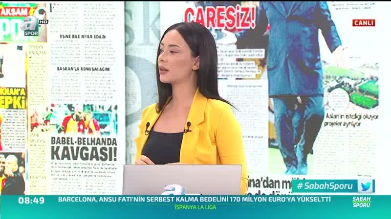 Trabzonspordan Nazım Sangare Bombası! A Spor Sabah Spor 06.12.2019.mp4