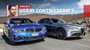Hey Alfa Romeo Giulia È arrivata la nuova BMW Serie 3