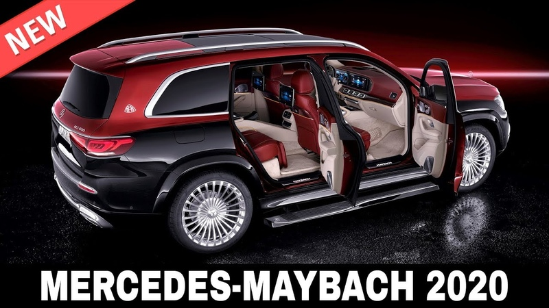 7 Mercedes-Maybach Cars and SUVs Raising the Bar for Interior Design Exclusivity