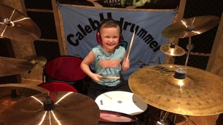 Nero Forte - Slipknot- Drum Cover. Caleb H (age 6)