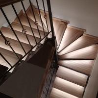 Лестницы под ключ. Воронеж