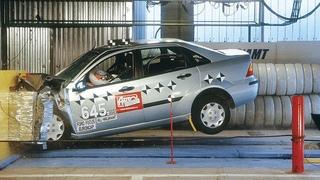 Краш-тест Ford Focus
