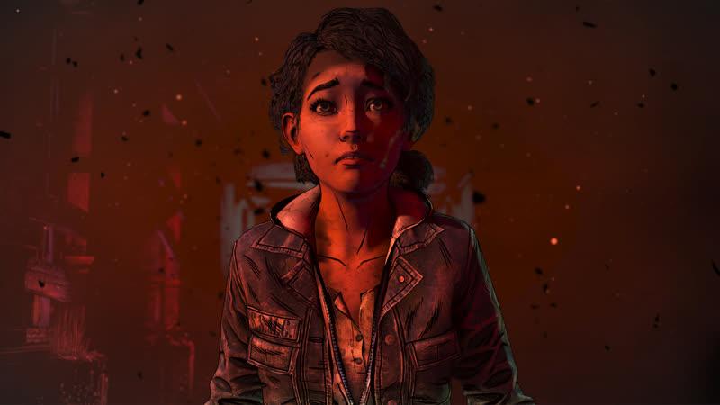 Прохожу The Walking Dead The Final Season Часть 3 смотреть онлайн без регистрации