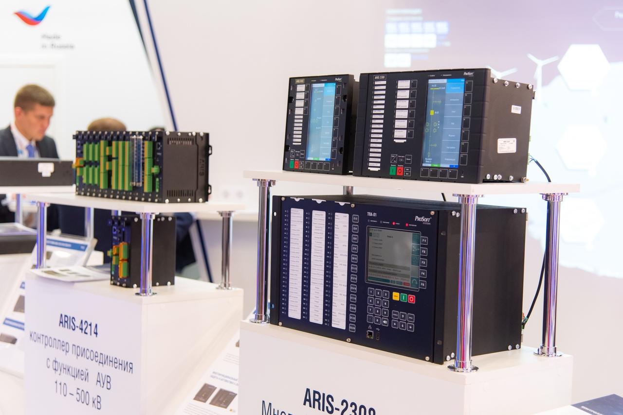 """Пакетные решения для цифрового РЭС от компании «Прософт-Системы» были представлены на выставке """"Энергетика и электротехника"""" в Санкт-Петербурге"""