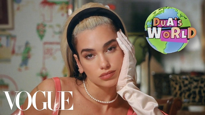 Dua Lipa Stars in Her Own Sitcom | Vogue