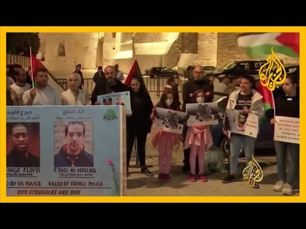 استشهاد إياد حلاق يؤكد تفاقم عنصرية الاحتلال الإسرائيلي