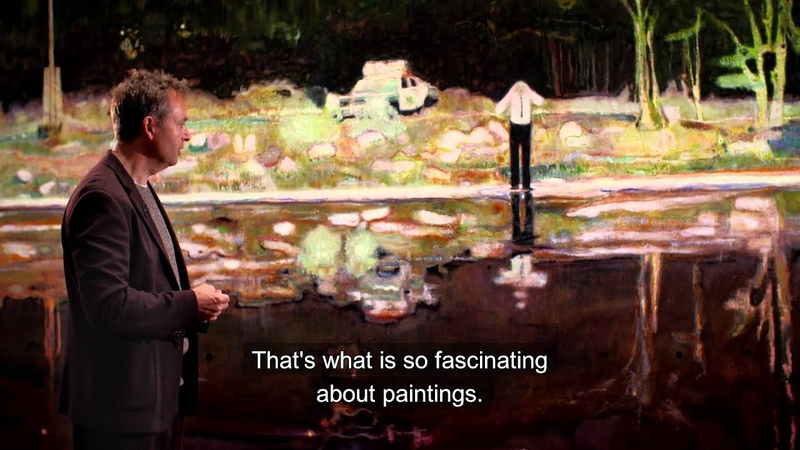 Peter Doig exhibition at Louisiana Museum of Modern Art