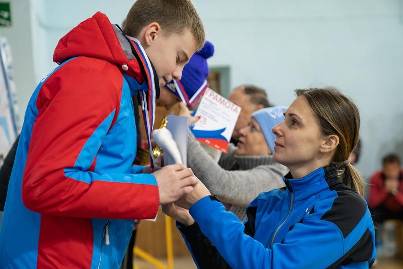 Лыжня России 2020: спортивная Ухта не боится морозов, изображение №8