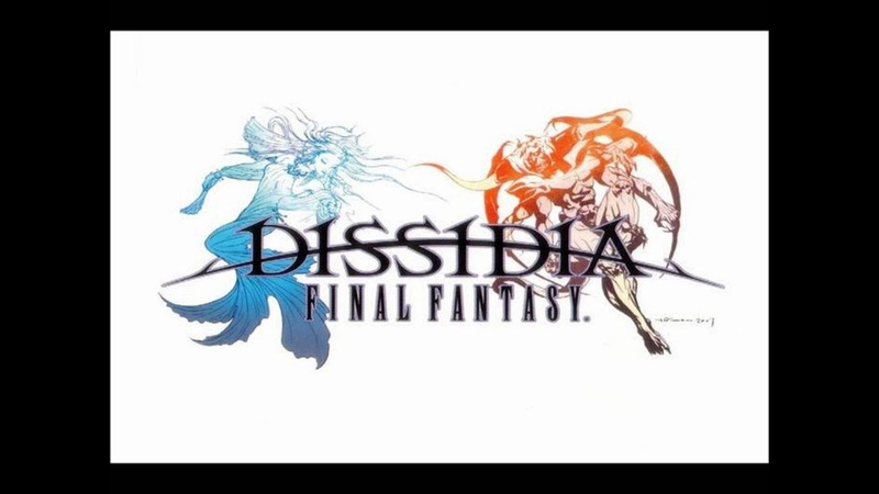 Dissidia Final Fantasy Soundtrack Prelude