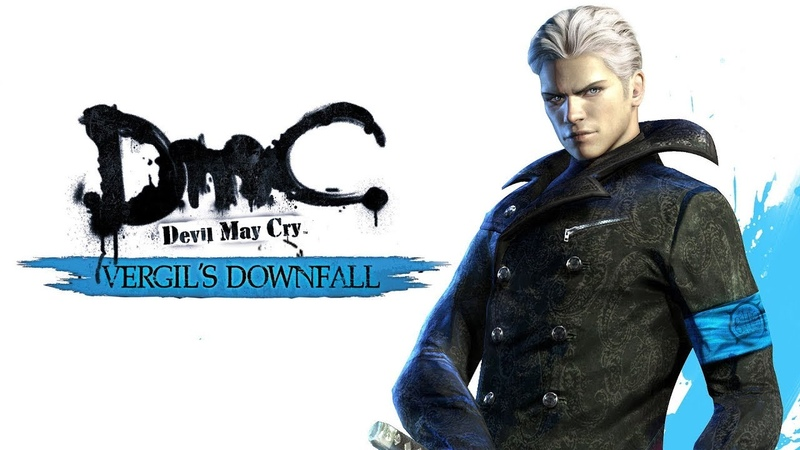Devil May Cry Vergils Downfall All Cutscenes (Definitive Edition) Game Movie 1080p 60FPS