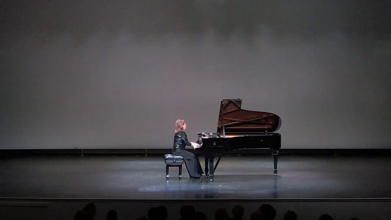 Rachmaninoff. Elegie, op.3 no1 Julia Zilberquit, piano
