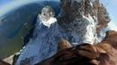 Eagle films global warming destruction in Alps Victor