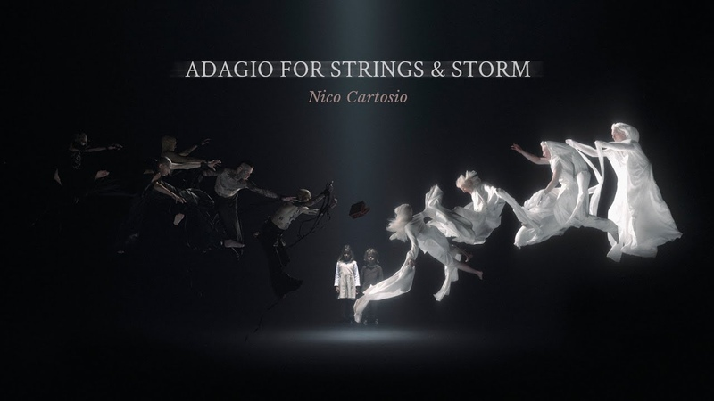 Nico Cartosio Adagio for Strings and Storm Official Music Video