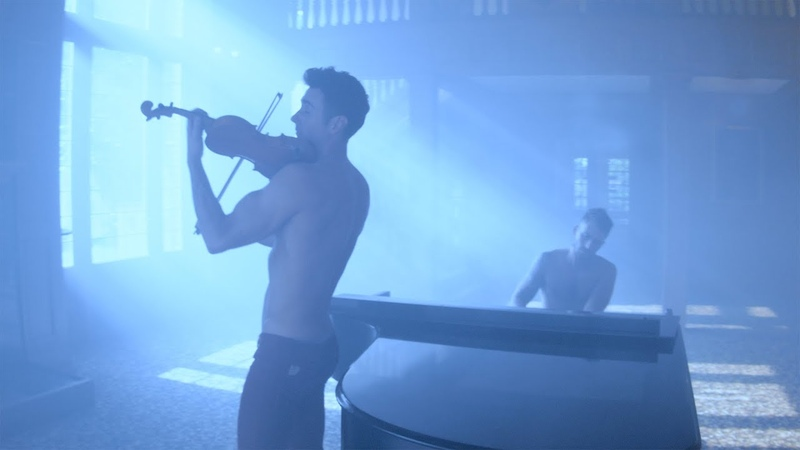 My Heart Will Go On - Titanic - The Shirtless Violinist - Violin Cover