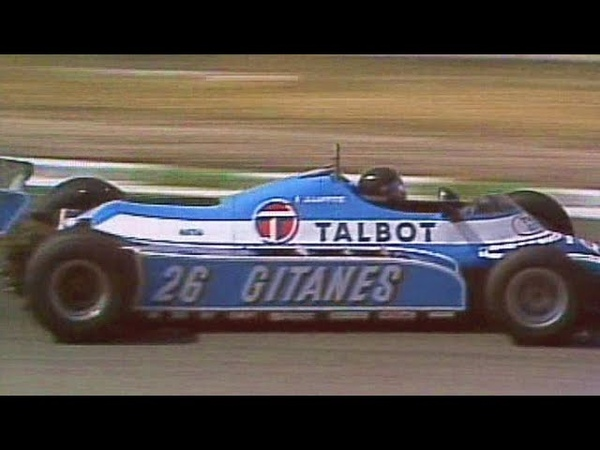 HQ F1 Jarama 1981 full race LIVE Gilles Villeneuve ORF
