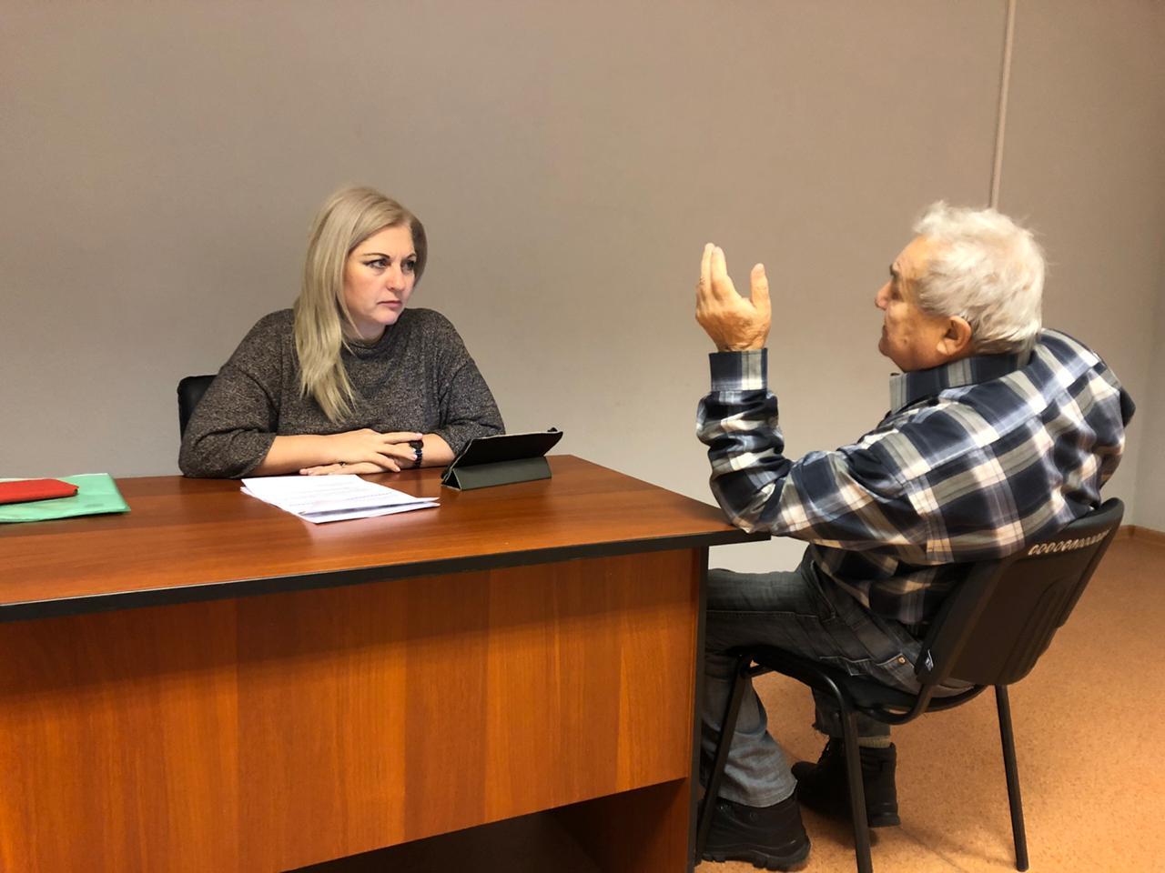 Началась рабочая поездка депутата Заксобрания ЯНАО Елены Кукушкиной по округу