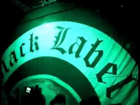 Black Label Society (Zakk Wylde) - Live at Berns, Stockholm, Sweden, 25 november 2008
