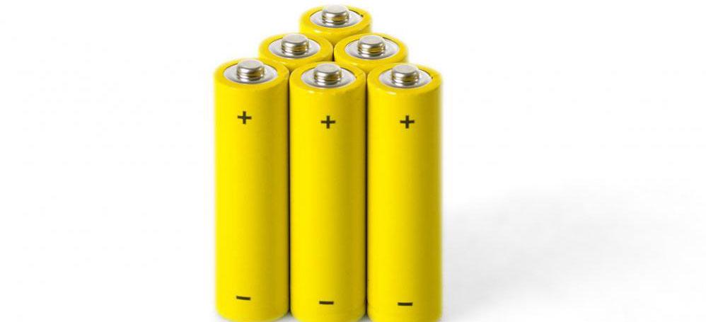 Перезаряжаемые батарейки.