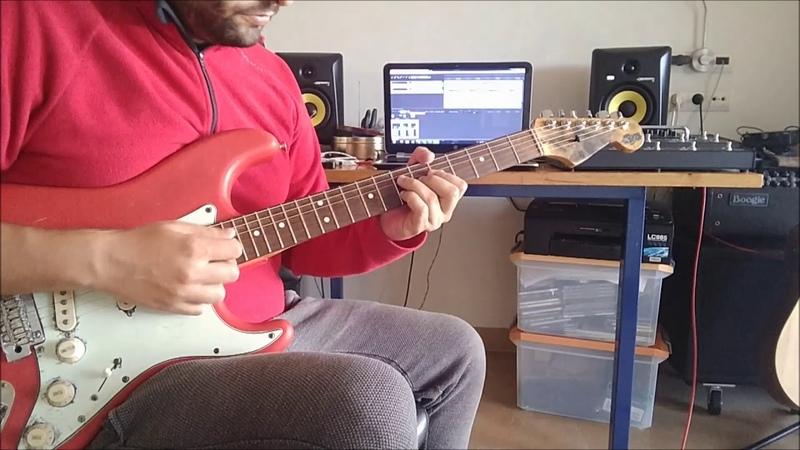 Michael Jackson - Billie Jean - Guitar cover by Alex Nores