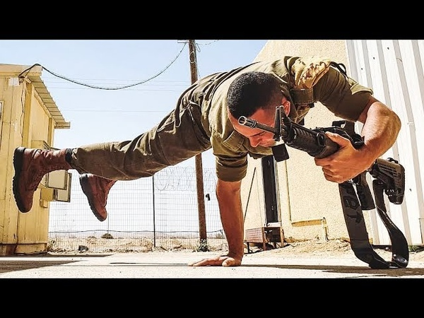 CALISTHENICS IN THE ARMY - JUST OMG!