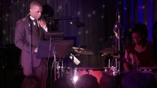 Leslie Odom, Jr - Inner City Blues/Mercy Mercy Me - Upright Cabaret's American Icon Series