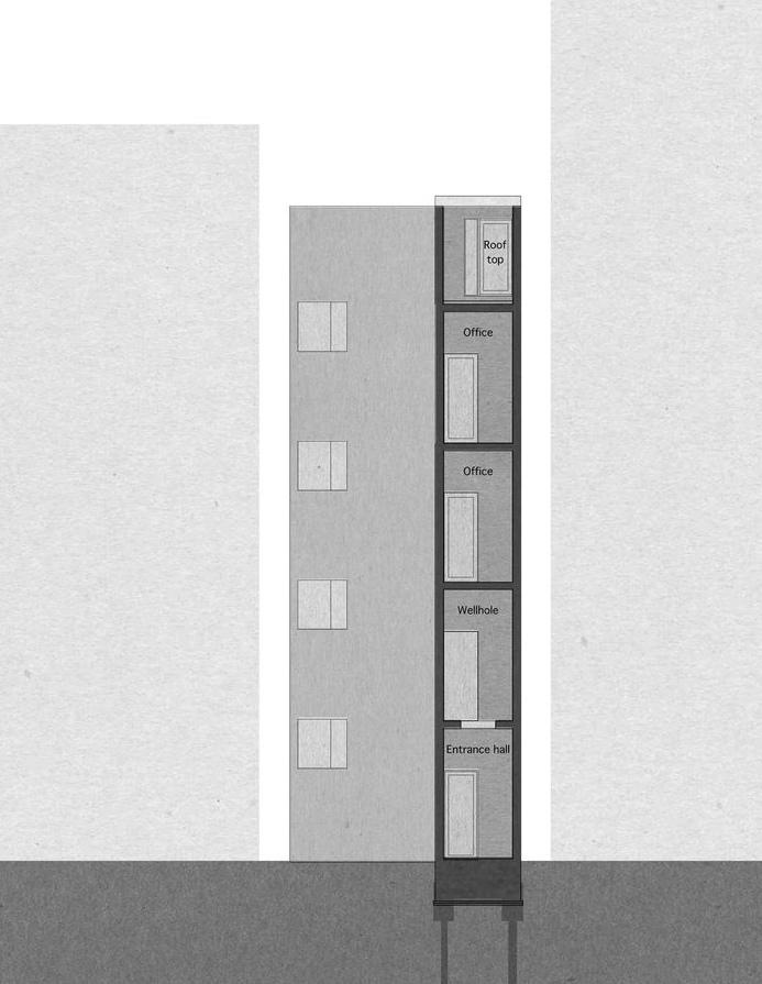 5-этажное здание шириной 1870 мм