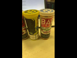 Итоги конкурса по ❤️ bad drip 60ml