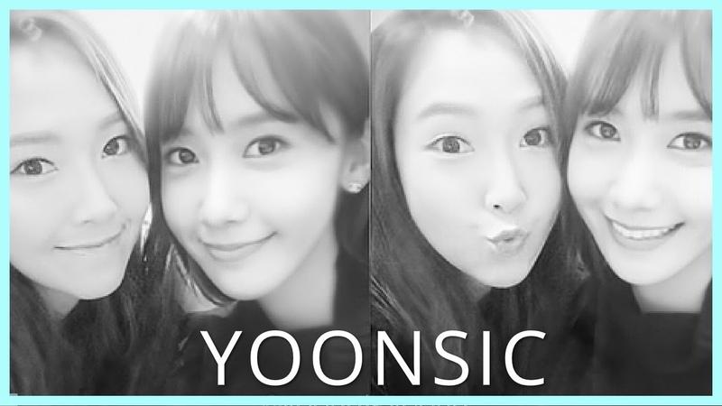 SNSD YOONA JESSICA Cute Moments YoonsicCoupleMemories