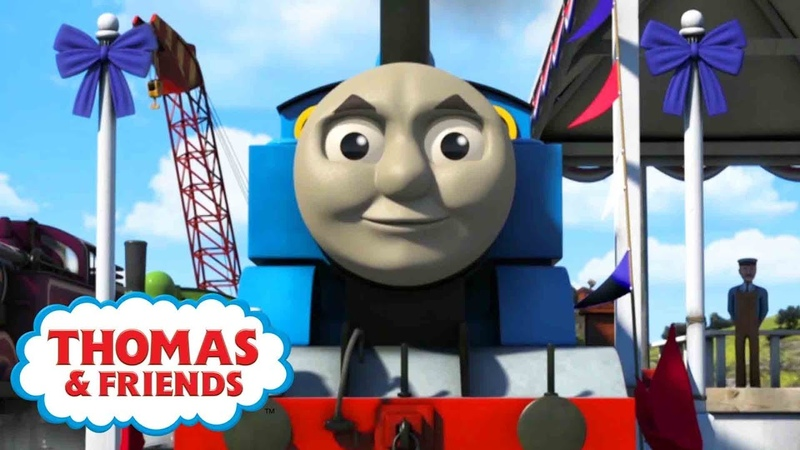 Thomas Friends UK | We Make A Team Together Song 🎵| Sodors Legend of the Lost Treasure