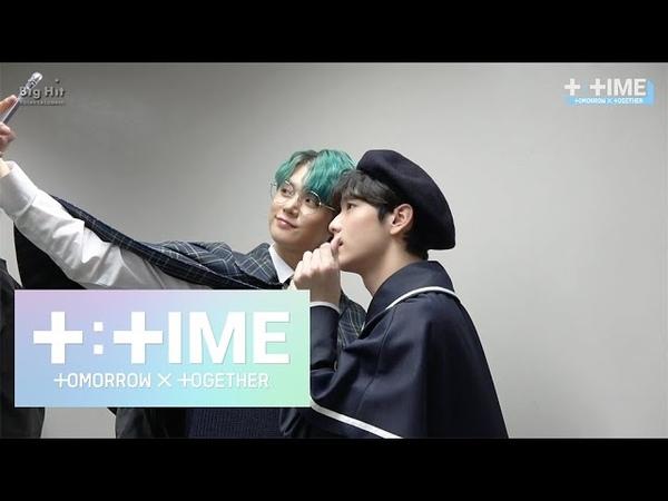 [TTIME] Cute double MC YEONJUN SOOBIN