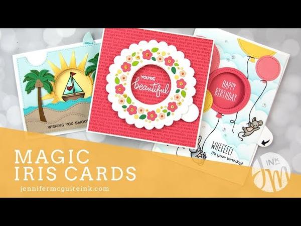 Magic Iris Cards 3 Creative Uses