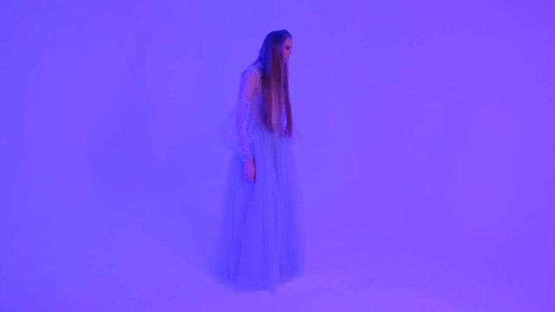 Бэкстейдж со съемок клипа Элари Faded