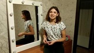 Гримерное зеркало настольное