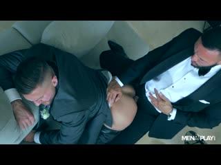 Men At Play Pre-Wedding Jitters (Donato Reyes, Emir Boscatto) - HD menatplay.com MENATPLAY