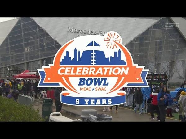 NCAAF 2019-2020 Celebration Bowl Alcorn State Braves - North Carolina AT Aggies EN