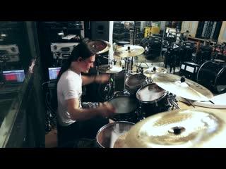 """Kerim """"KRIMH"""" Lechner - Septicflesh - Prototype (drum cam)"""