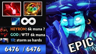 6000 MANA STORM Unlimited Zip Zap Most Epic 4v5 Throne Defense Imba Apex Top 8k Sea  Dota 2