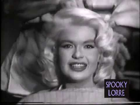 Jayne Mansfield funny faux Person to Person interview