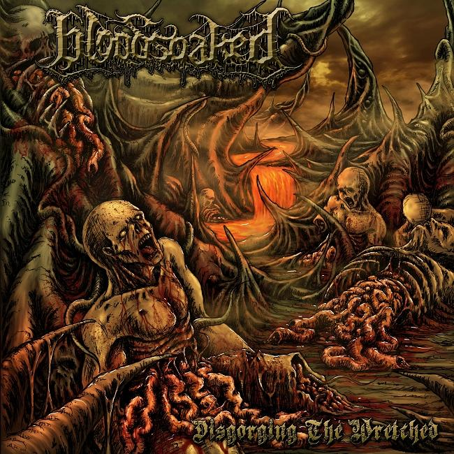 Bloodsoaked - Disgorging the Wretched [EP]