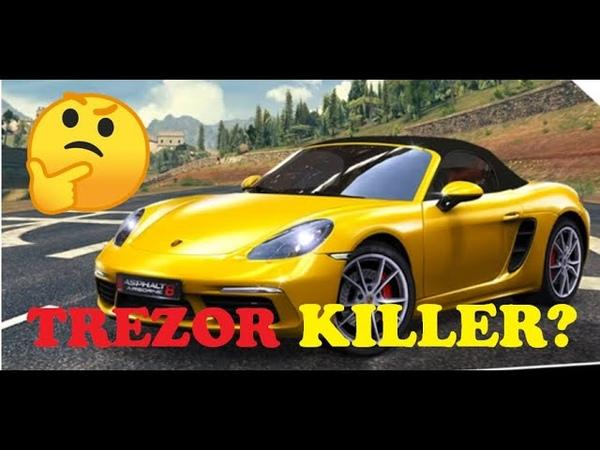Fun with Porsche 718 Boxster S Fall Flash season Mutiplayer