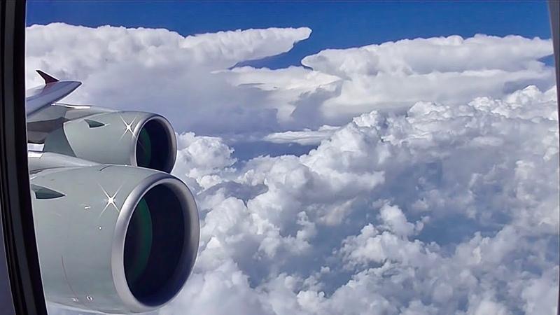 Qatar Airways Airbus A380 🇫🇷 Paris CDG ✈️ Singapore Changi 🇸🇬 via Doha DOH 🇶🇦 [FLIGHT REPORT]